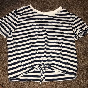 Forever 21 DIVIDED Striped Tee
